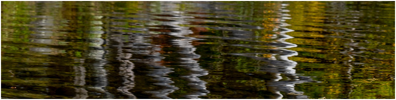 Adirondacks Lake Eaton Reflections 9 October 2019
