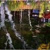 Adirondacks Lake Eaton Reflections 24 October 2019