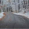 New York New Scotland First Snow 9 October 2020