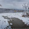 New York New Scotland First Snow 11 October 2020
