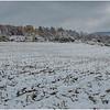 New York New Scotland First Snow 14 October 2020