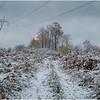 New York New Scotland First Snow 16 October 2020