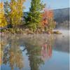 Adirondacks Blue Mountain Lake 13 October 2020