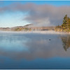 Adirondacks Blue Mountain Lake 17 October 2020