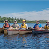 Adirondacks Bog River 15 Rick Conney, Betsy Shutts, Laurie Conney, Steve Shutts, Kim July 2020