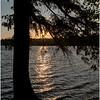 Adirondacks Lake Eaton Evening 2 July 2020