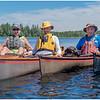 Adirondacks Bog River 16 Rick Conney, Betsy Shutts, Laurie Conney, Steve Shutts, Kim July 2020