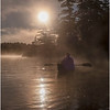 Adirondacks Rollins Pond Morning 23 August 2020