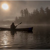 Adirondacks Rollins Pond Morning 34 August 2020
