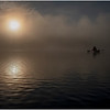 Adirondacks Rollins Pond Morning 11 August 2020