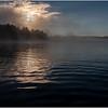 Adirondacks Rollins Pond Morning 16 August 2020