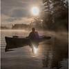 Adirondacks Rollins Pond Morning 22 August 2020