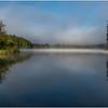 Adirondacks Rollins Pond Morning 21 August 2020