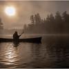 Adirondacks Rollins Pond Morning 33 August 2020