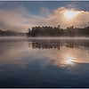 Adirondacks Rollins Pond Morning 19 August 2020