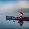 Adirondacks Rollins Pond Morning 3 August 2020