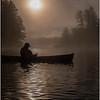 Adirondacks Rollins Pond Morning 31 August 2020