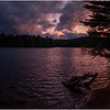 Adirondacks Seventh Lake Evening 4 August 2020