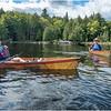 Adirondacks Forked Lake Bob Clark 4 and Kathy September 2020