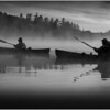 Adirondacks Whey Pond Paddlers 6 BW Steve Shutts and Billy Brown September 2020