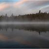 Adirondacks Whey Pond Morning 1 September 2020