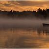 Adirondacks Whey Pond Sunrise 7 September 2020