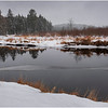Adirondacks Bloomingdale Saranac River 2 January 2021