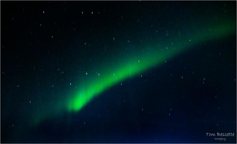 Alaska Brooks Range Colfoot Aurora 1 September 2021