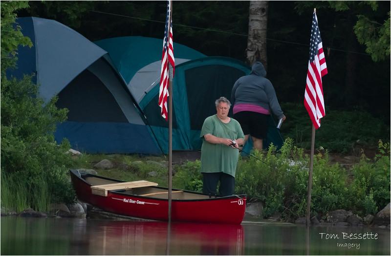 Adirondacks Forked Lake Activity 1 July 2021