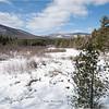 Adirondacks Essex County ADK Wildlife Refuge Ausable Scene 2 February 2021