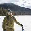 Adirondacks Essex County Owens Pond Snowshoe 7 February 2021