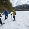Adirondacks Essex County Owens Pond Snowshoe 6 February 2021