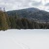 Adirondacks Essex County Owens Pond Snowshoe 8 February 2021