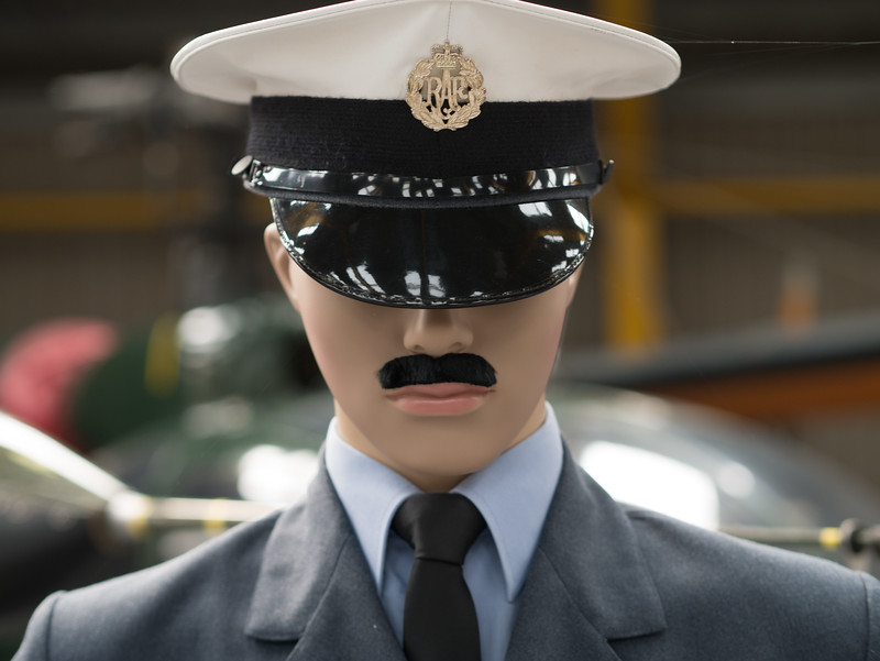 The world's campest Royal Air Force MP