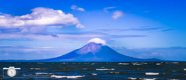 Concepcion Volcano in Lake Nicaragua