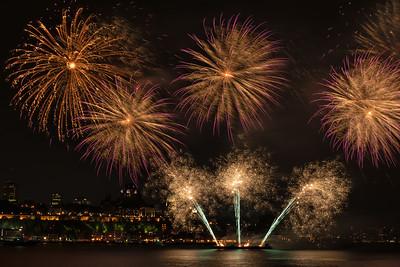 2019 Grands Feux Loto-Québec Fireworks