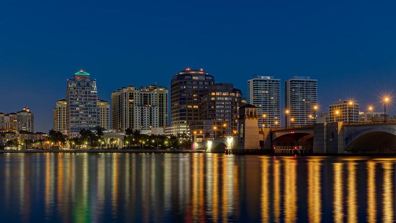 West Palm Nightscape