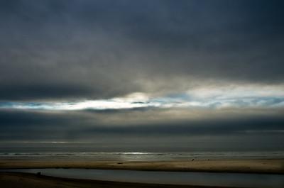 Beach near Senic Surf Motel-Oregon-Cannon Beach