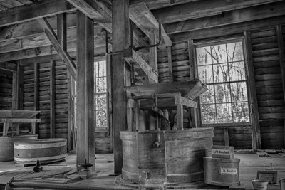 The Gristmill interior