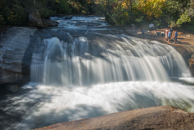 Turtleback Falls; Gorges State Park