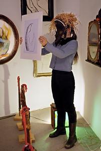Artist Paula Lalala
