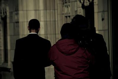 Obama Impersonator