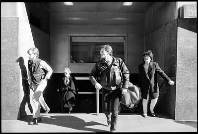 NYC, 1987.