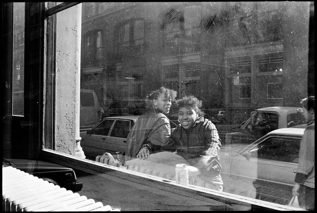New York City, 1989.