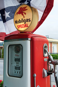 Old Mobilegas Pump