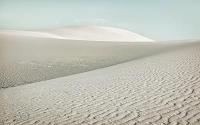 White Sands National Monument 002, 09/07/2002