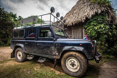 Jungle Transport
