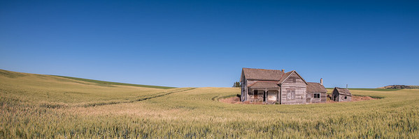 Weber House - Abandoned in the Palouse