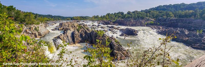 Great Falls Park, Potomac River, Virginia