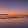 Sunset in Maharepa, Moorea Island, French Polynesia